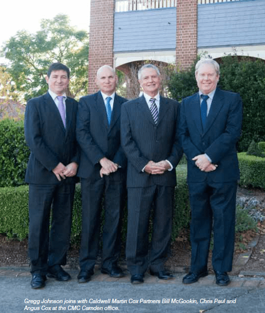 AG Johnson Solicitors welcomes merge with local firm, Caldwell Martin Cox