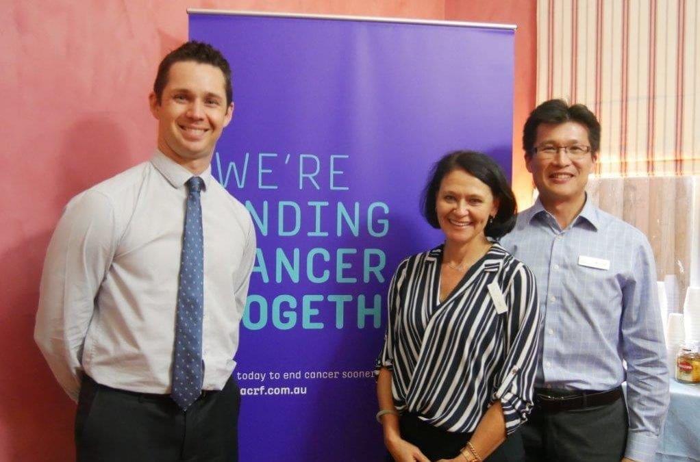 CMC Hosts ACRF Community Wills Day