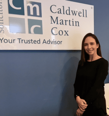 CMC welcomes a new Family Law Solicitor!