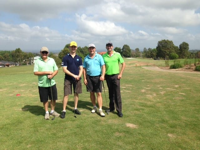 Camden Rotary Charity Golf Day