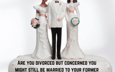 Divorced……..Really?