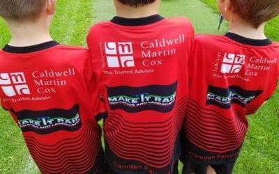 CMC Sponsors Camden Falcons