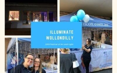 CMC Supports Illuminate Wollondilly
