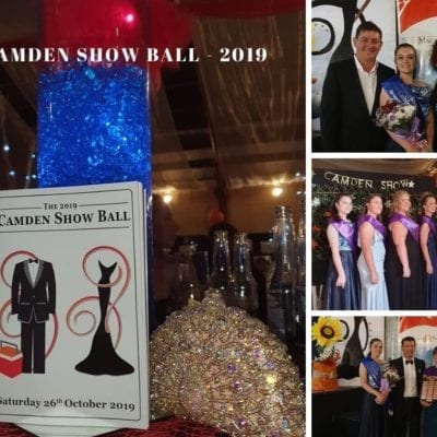 Camden Show Ball – 2019