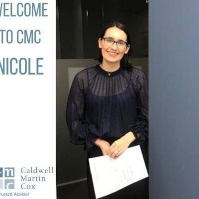 CMC Welcomes Nicole Sloane
